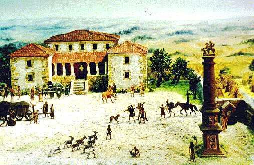Villa rustica for Villas rusticas